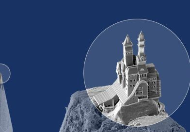 Druk 3D UpNano nanoskala tytuł