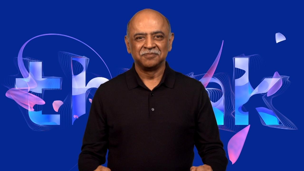 CEO IBM Arvind Krishna