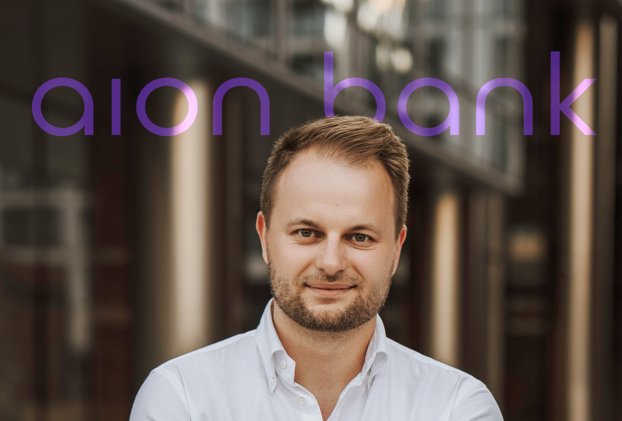 Aion Bank Karol Sadaj Country Head Poland