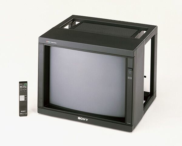Sony historia 60 lat model KX-21HV1