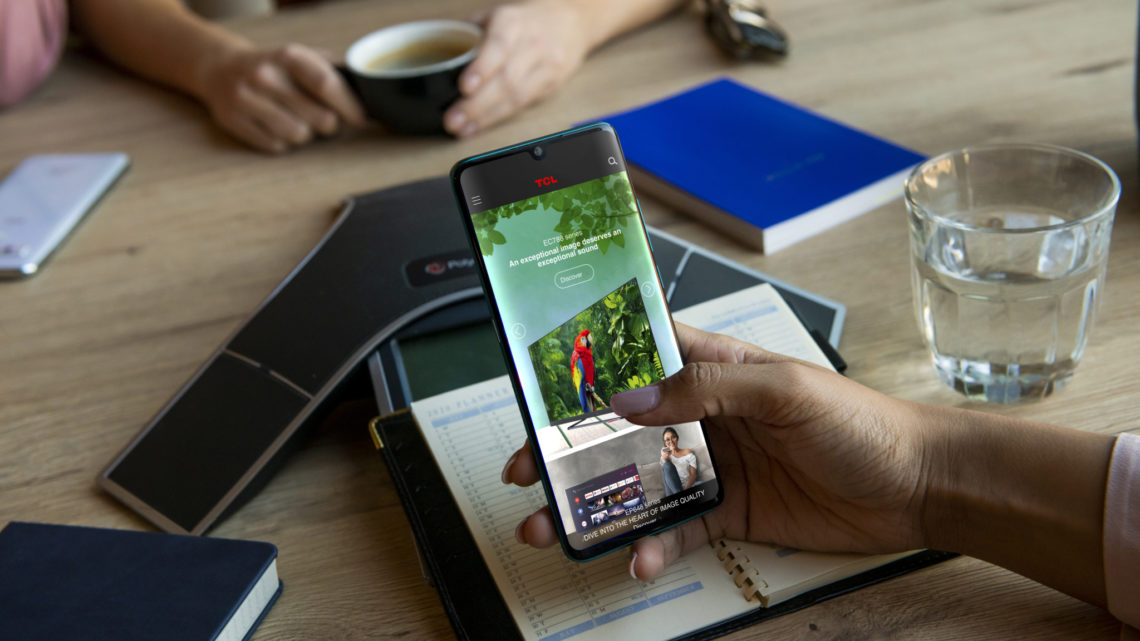 Smartfony TCL już wPolsce