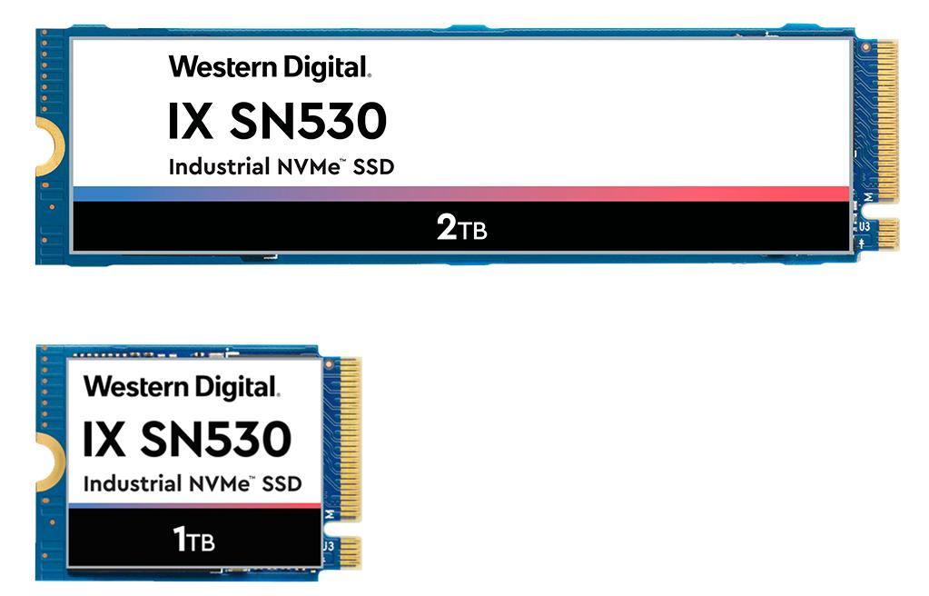 Western Digital IX-SN530-m2-ssd