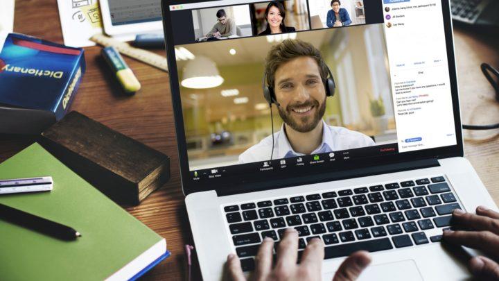 Analiza ruchu ramion użytkowników Zoom, Skype lub Google Meet może wiele zdradzić hakerom