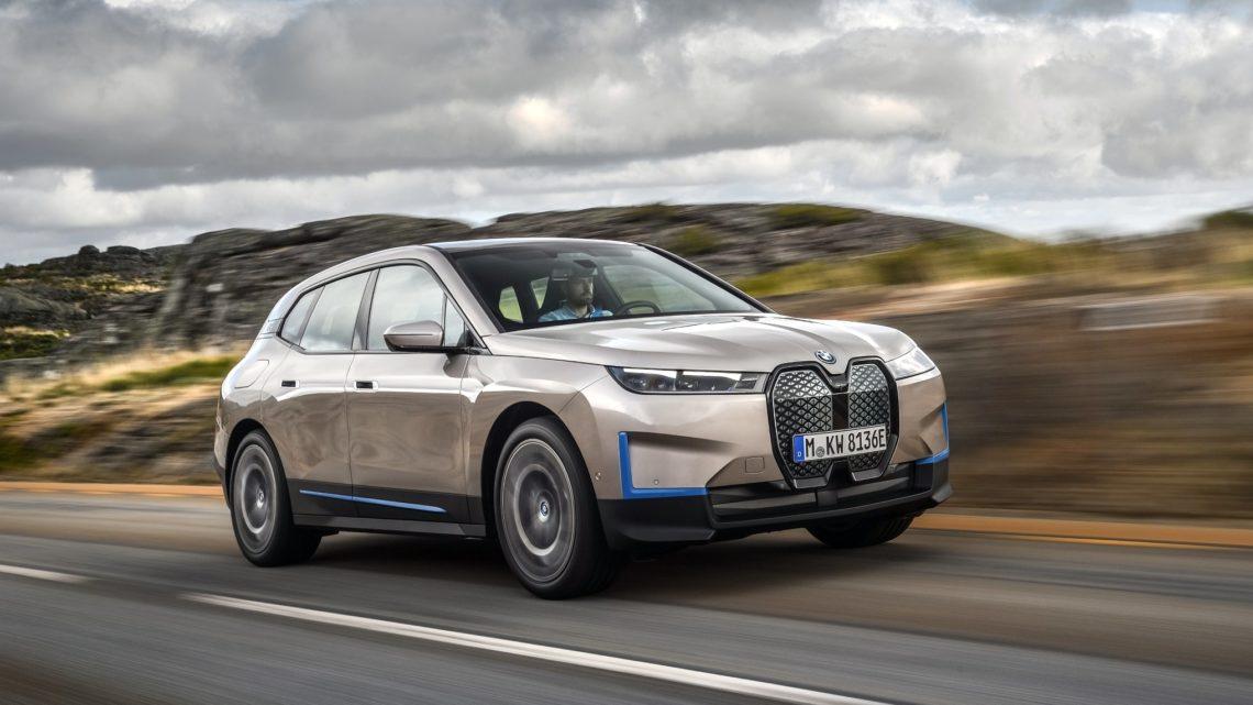 Prezentacja BMW iX – Vision iNEXT