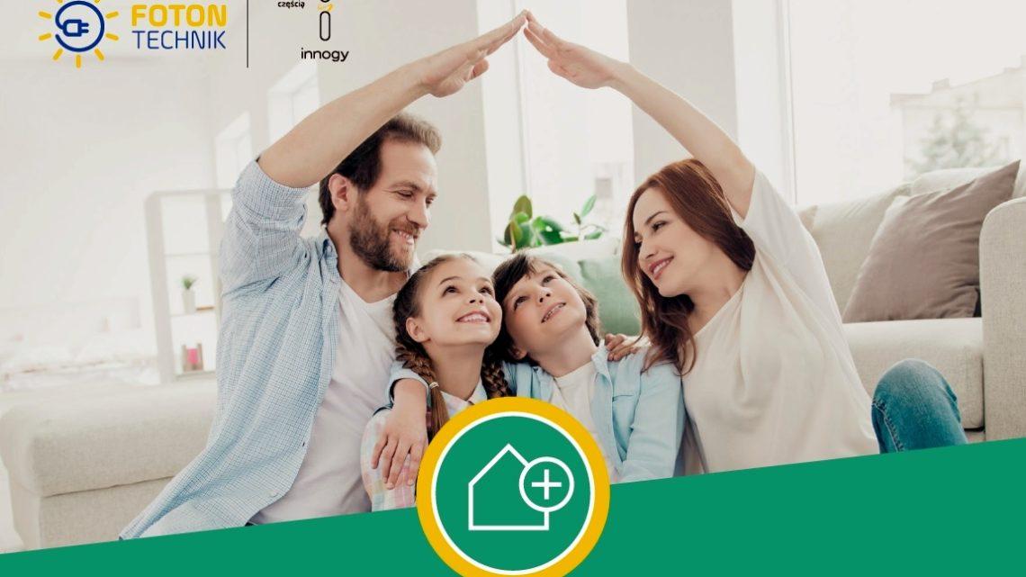 Comfort Home firmy Foton Technik tozupełnie nowe spojrzenie nafotowoltaikę