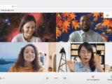 WGoogle Meet ustawisz zdjęcie jako tło, podobnie jak wZoom iMicrosoft Teams