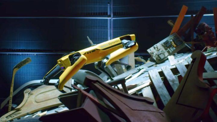 Hyundai kupi Boston Dynamics odSoftBanku?