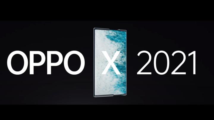 Oppo X 2021 – smartfon zrozwijanym ekranem