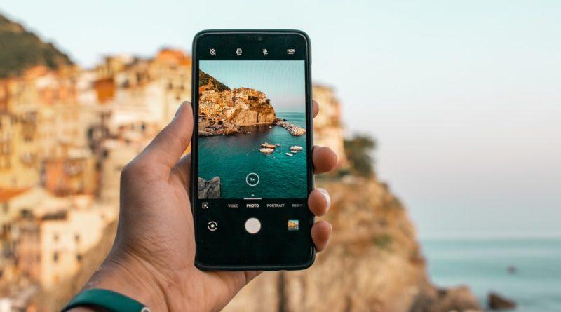smartfon foto
