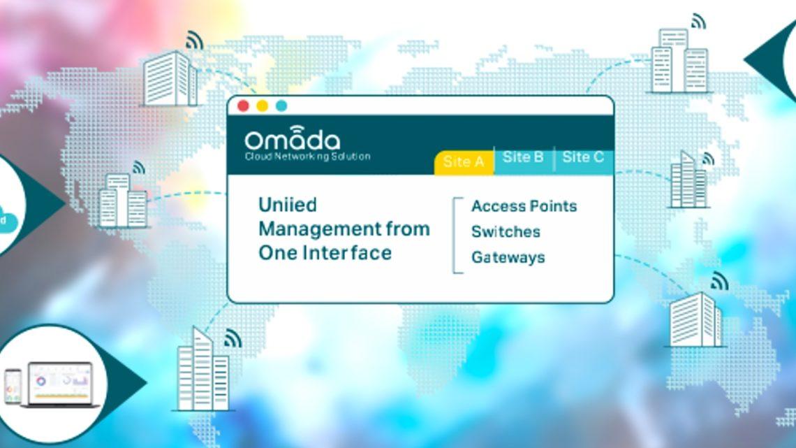 TP-Link wprowadza platformę Omada SDN