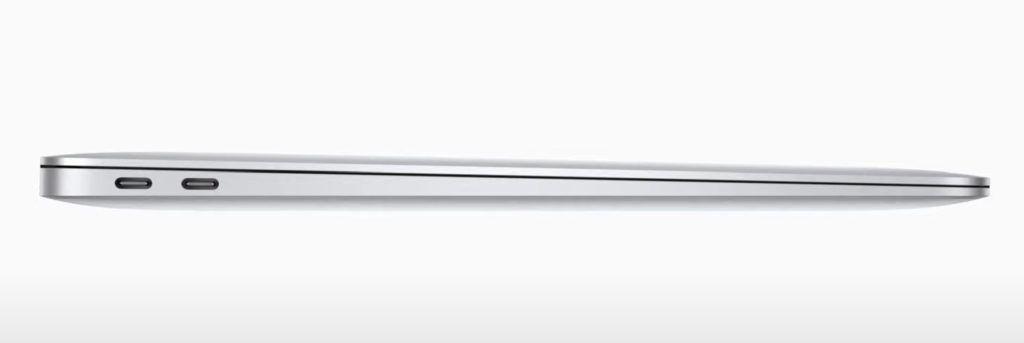 Apple MacBook Air profil