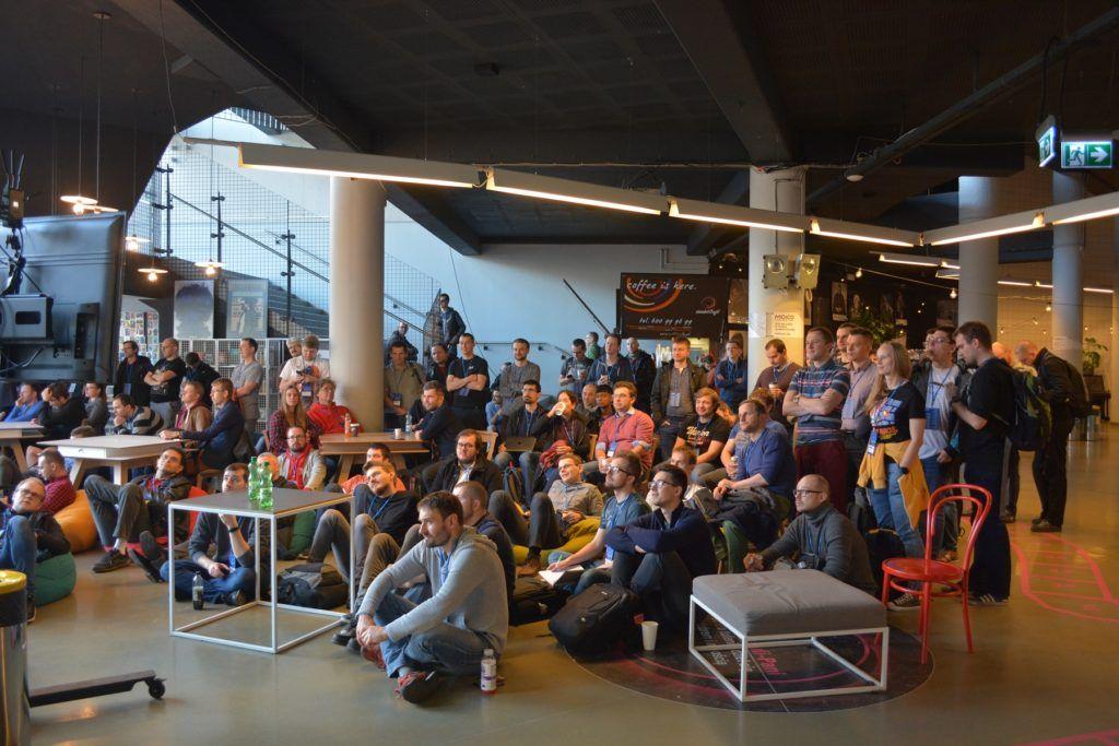 Nokia - Konferencja code::dive