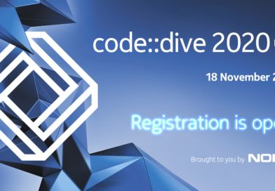 Nokia Konferencja code::dive 2020 - Zanurkuj wkodzie online