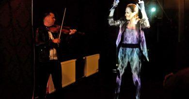 holograficzna kora leia display system art 73