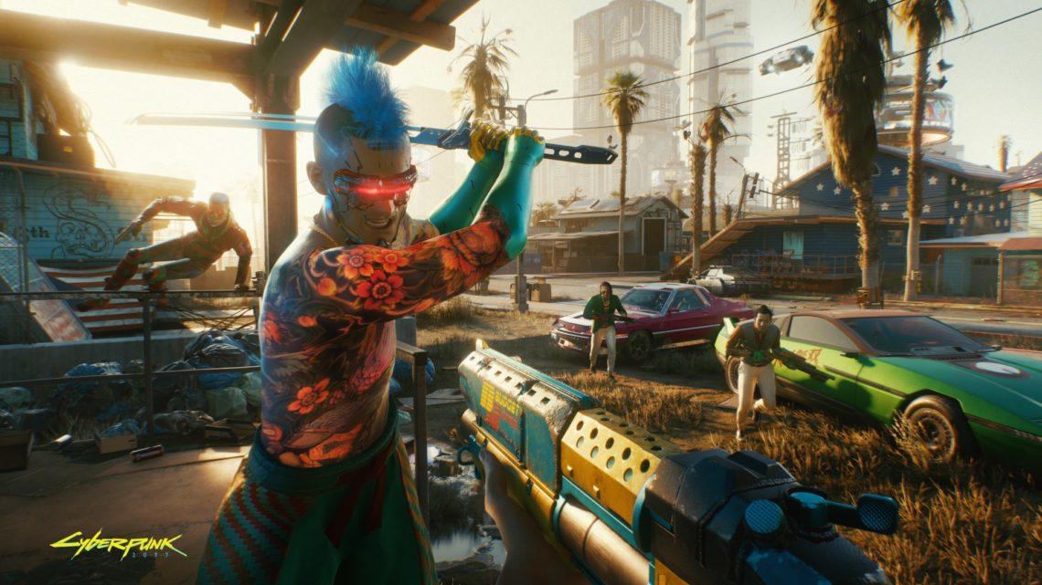 Cyberprzestępcy wykorzystują popularność gry Cyberpunk 2077