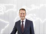 Dr. Herbert Diess Volkswagen samochody autonomiczne