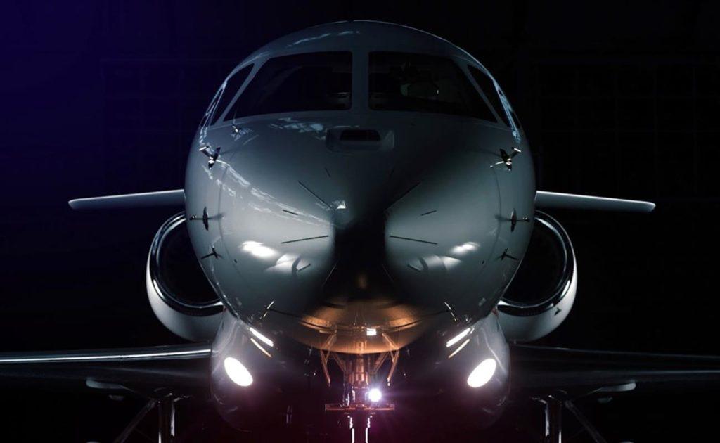 Dassault Falcon Jet Corp Falcon 6X