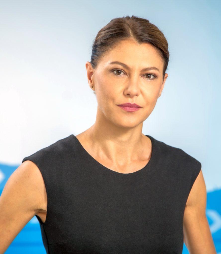 Sylwia Pyśkiewicz Iron Mountain