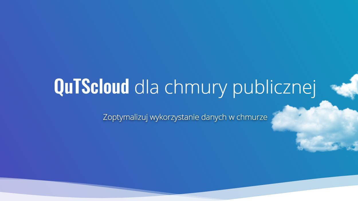 QuTScloud, czyli serwer NAS wchmurze