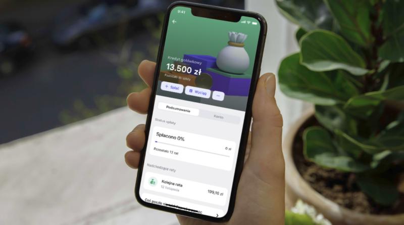 Revolut Bank kredyt aplikacja mobilna