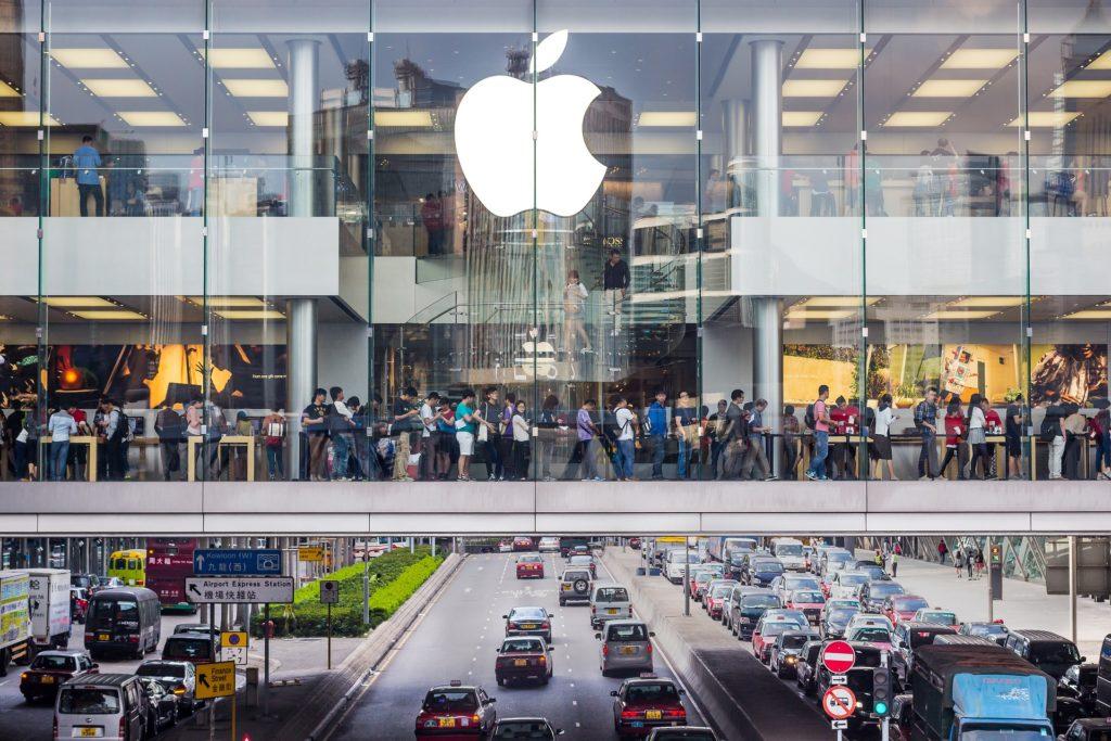 Autonomiczne samochody elektryczne Apple
