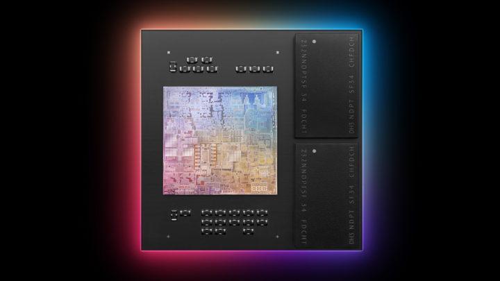 Wnowych komputerach Mac ma znaleźć się procesor Apple z32 rdzeniami