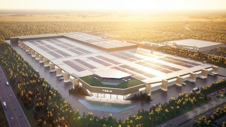Budowa Gigafactory Berlin stoi – Tesla niewpłaciła 100 mln euro kaucji