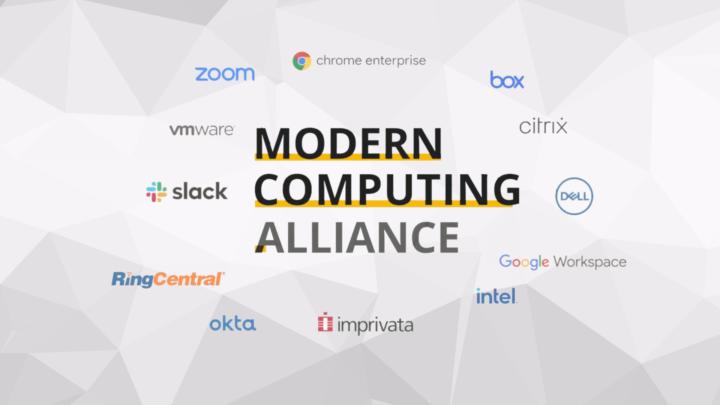 Modern Computing Alliance – Google, Dell, Intel Slack, Zoom iinni będą przekształcać chmury inarzędzia IT