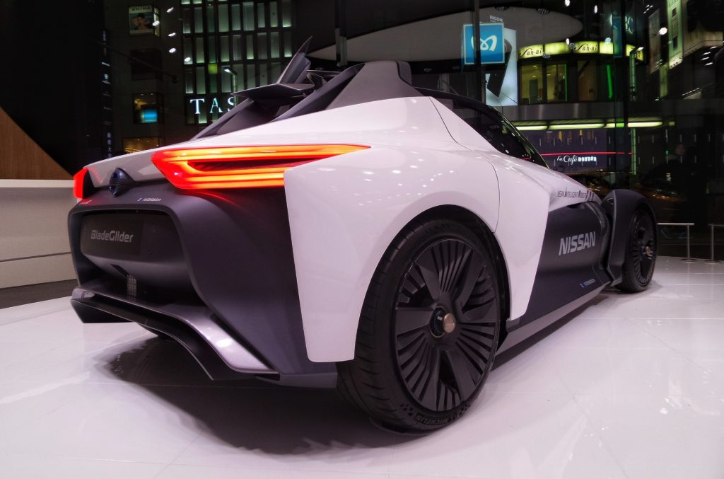 inteligentne samochody