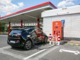 Wysokie opłaty załadowanie samochodów elektrycznych władowarkach Orlenu