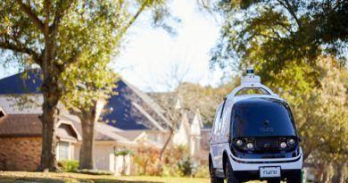 autonomiczne pojazdy Nuro R2