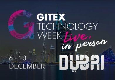 GITEX 2020 Technology Week cover