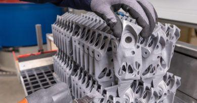 BMW wdraża druk 3D