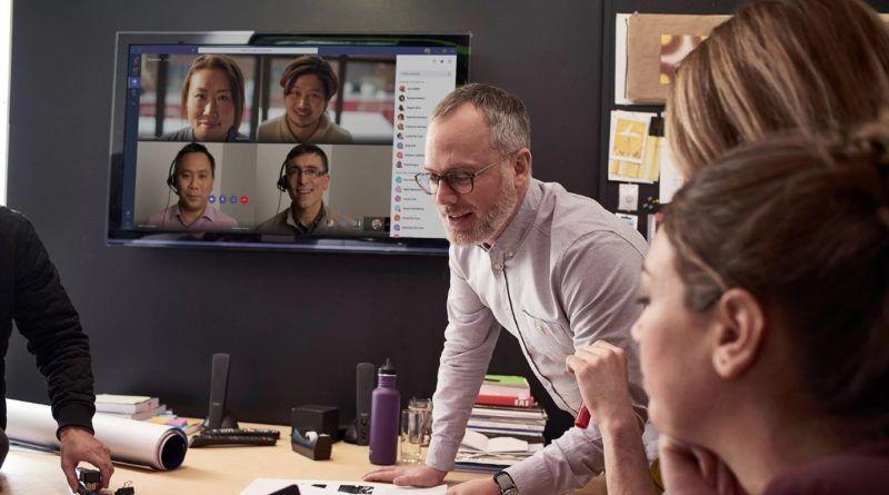 Microsoft Teams wyciszy dźwięki otoczenia