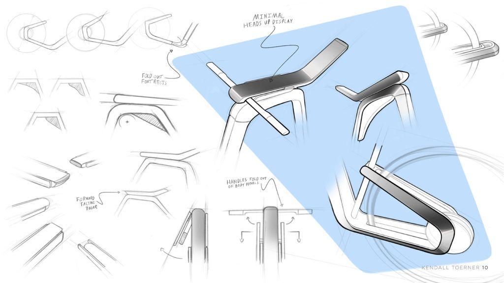 tesla-model-b-rower-elektryczny-projekt-kendall-toerner-rysunki