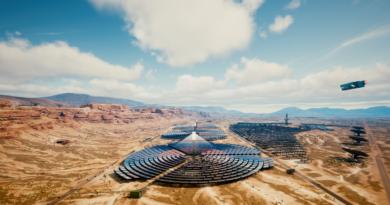 Solar Arrays, elektrownia fotowoltaiczna z gry Cyberpunk 2077