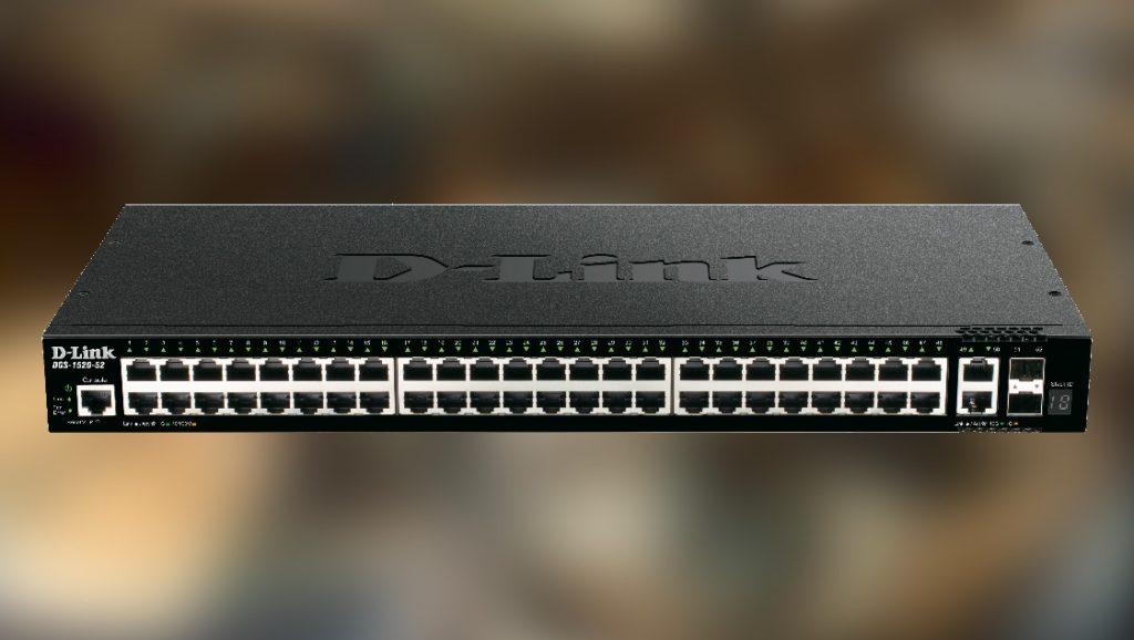 DGS-1520
