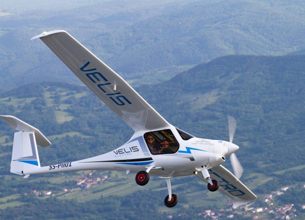 Pierwszy na świecie samolot elektryczny z certyfikatem EASA