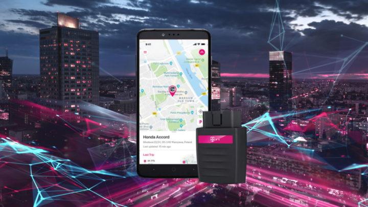 T-Mobile Smart Car – lokalizacja imonitoring pojazdów – test