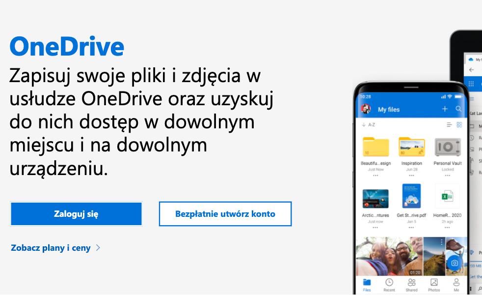 NaOneDrive prześlesz nawet 250 GB wjednym pliku