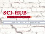 Twitter wyłącza konto Sci-Hub, pirackiej witryny zartykułami naukowymi