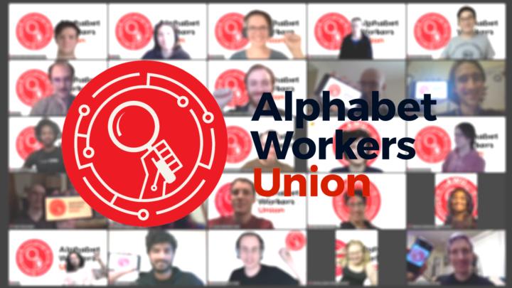 Alphabet Workers Union topierwszy związek zawodowy pracowników Google iAlphabet Inc.