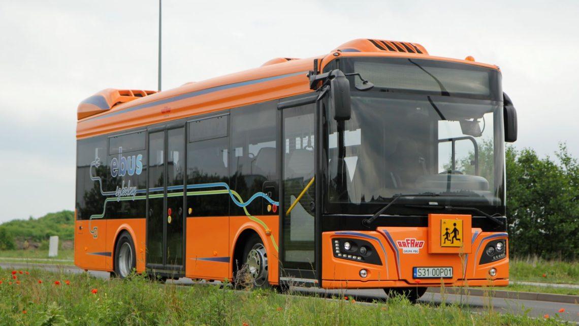 ARP E-Vehicles oferuje polski autobus elektryczny