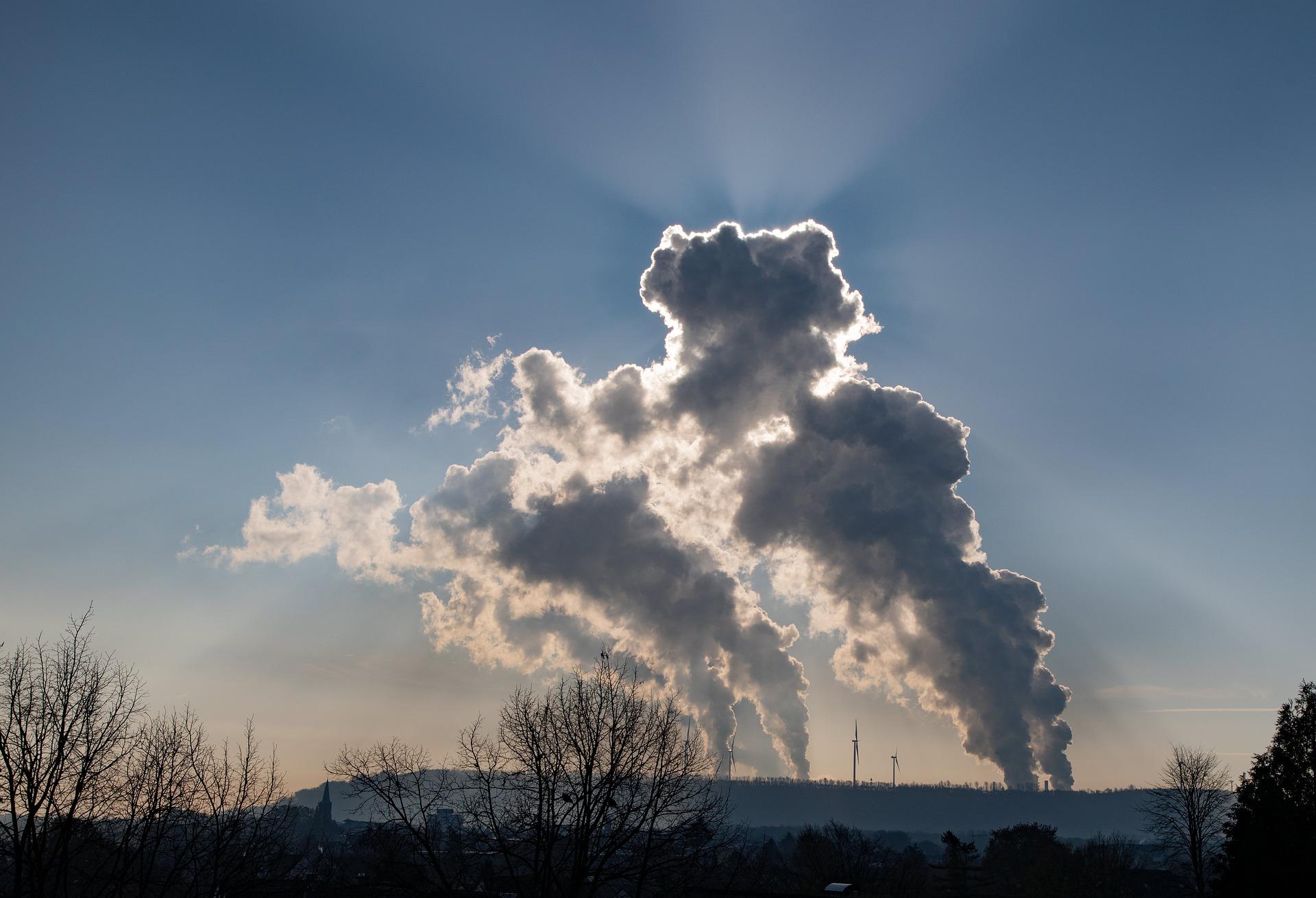 wychwytywania węgla z powietrza