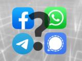 WhatsApp, Signal, Telegram, czyFacebook – co wybrać?