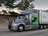 Jeszcze wtym roku autonomiczne ciężarówki wyjadą wtrasę