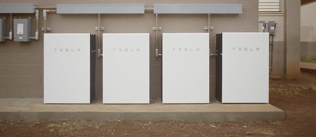 Magazyny energii Tesli większe orekordowe 3 GWh