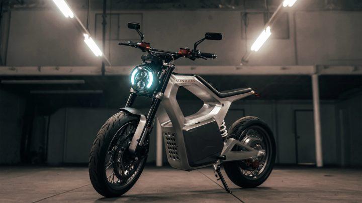 Sondors Metacycle – elektryczny motocykl za5000 dolarów