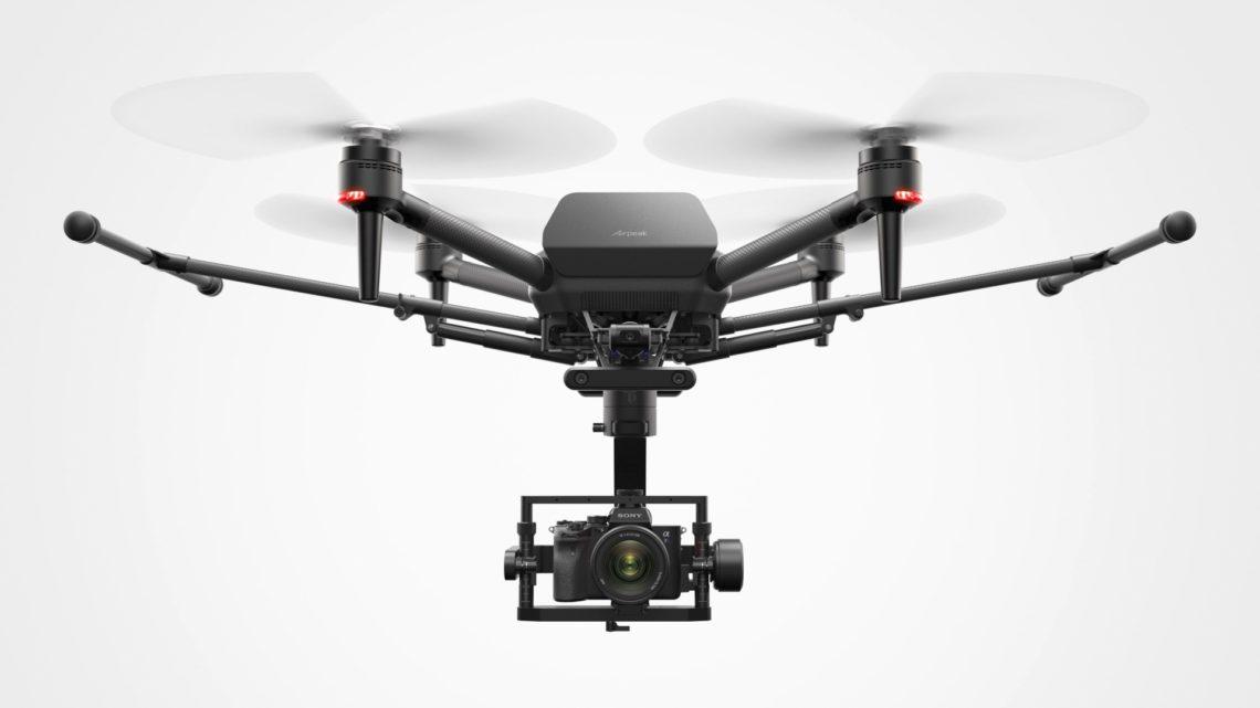 Sony Airpeak – dron doaparatów bezlusterkowych