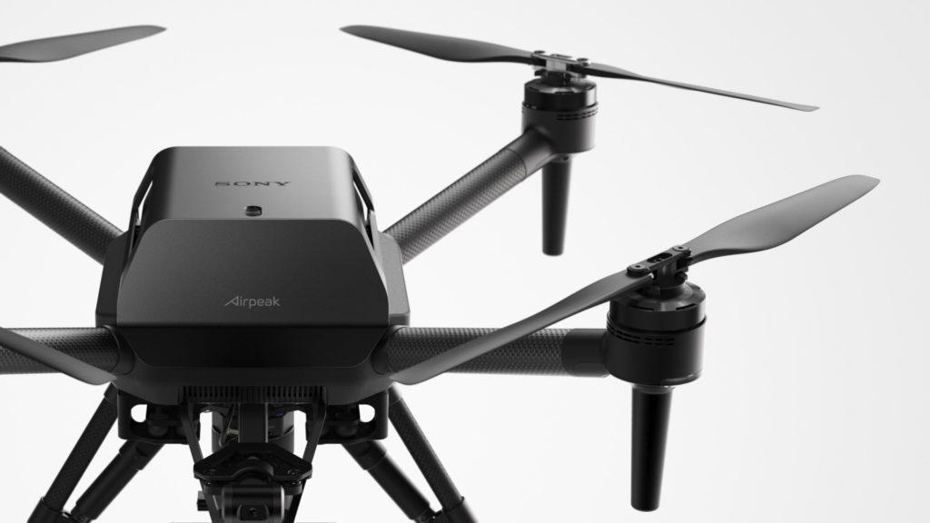 sony-airpeak-dron-do-aparatow-bezlusterkowych-silniki smigla
